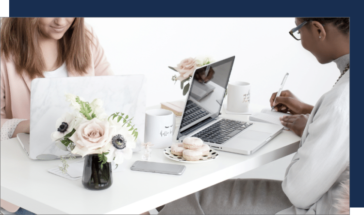 Custom Web Design Service Photo